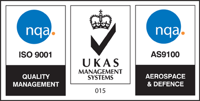 ISO 9001 & AS9100 Accredited Company