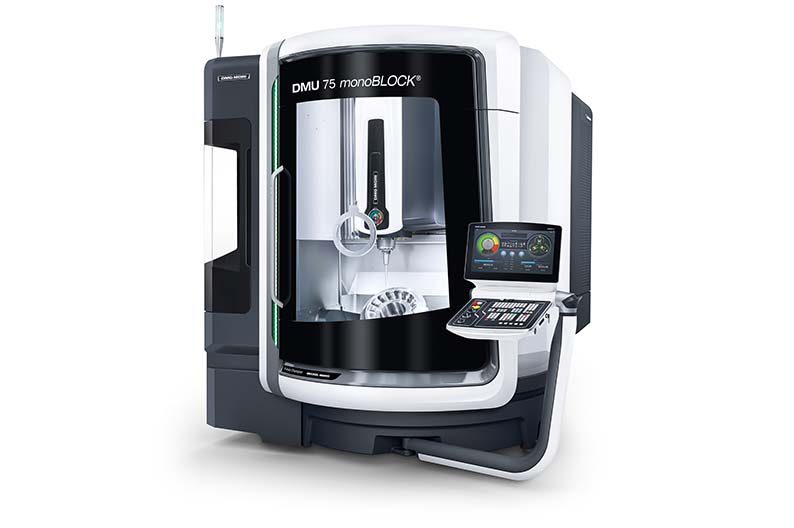 LATEST INVESTMENT - 5 AXIS CNC MILLING MACHINE